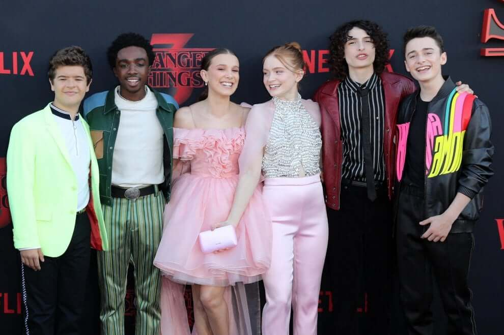 Stranger Things 3, il cast della nuova stagione. Ecco come sono diventati i protagonisti