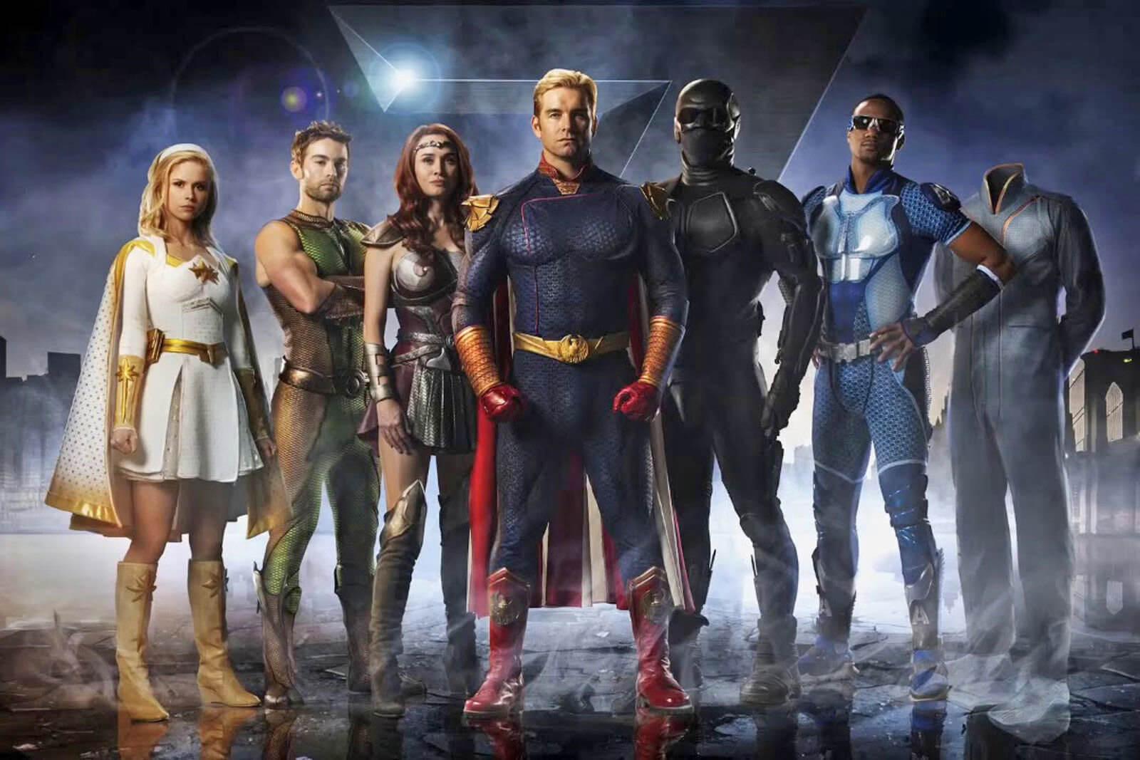 "The Boys, nuova serie tv Amazon ""anti-supereoi"