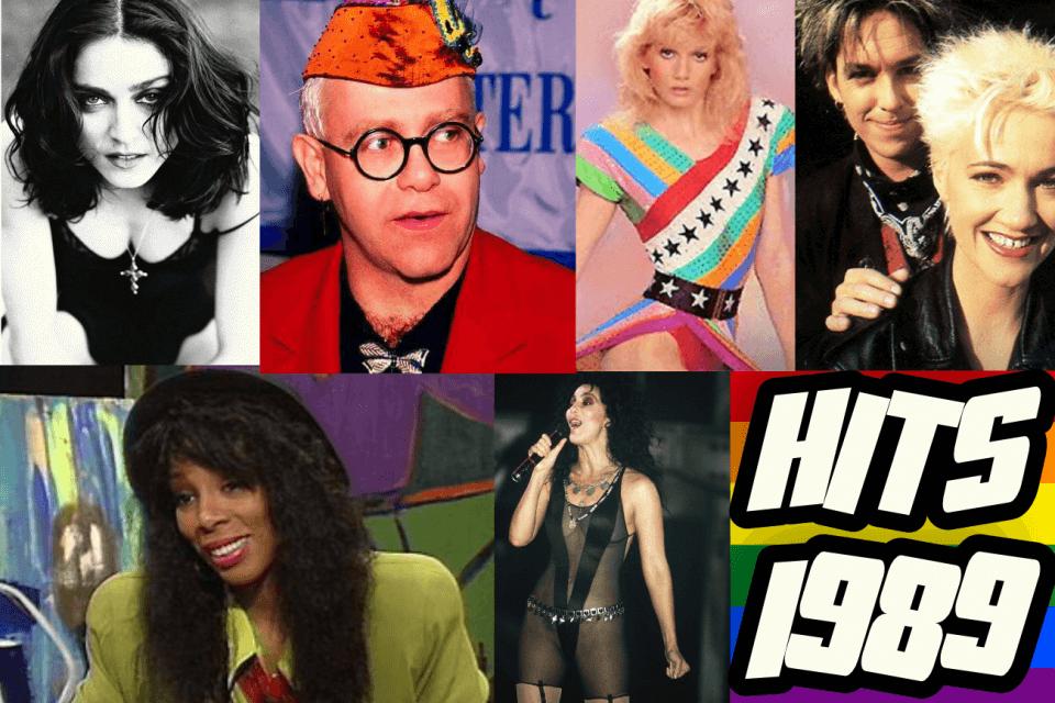 Hits 1989 comunità LGBT+