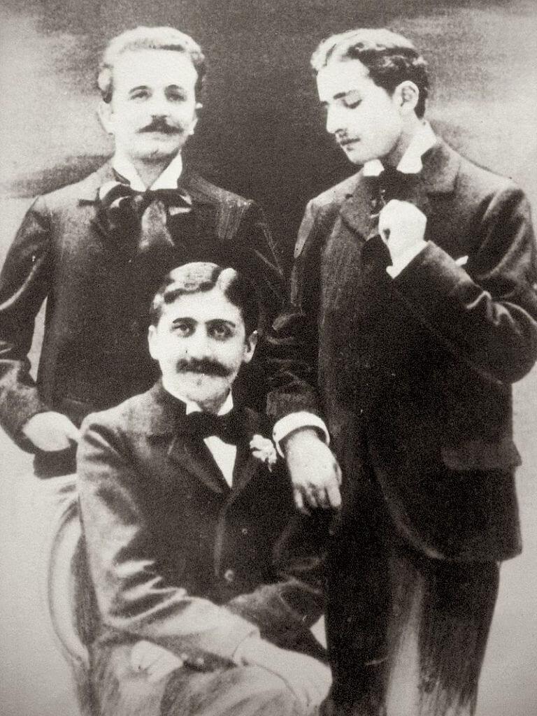 Proust e i suoi amanti
