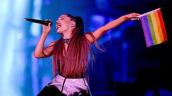Ariana Grande Manchester Pride 2019