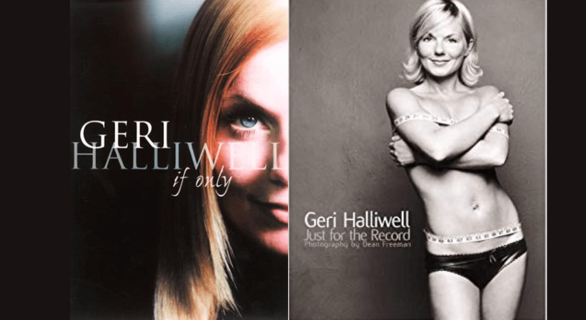 Le autobiografie di Geri Hallliwell