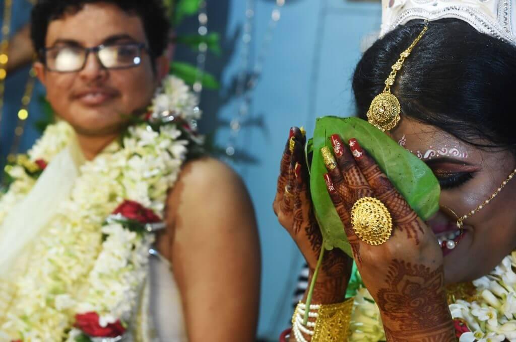 Matrimonio transgender in Bengala