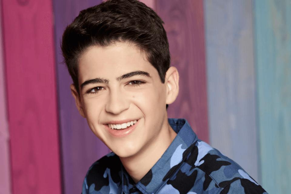 Joshua Rush, attore di Disney Channel