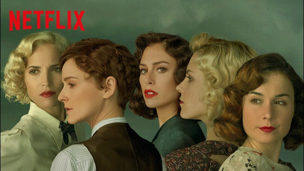 Las Chicas del Cable 4