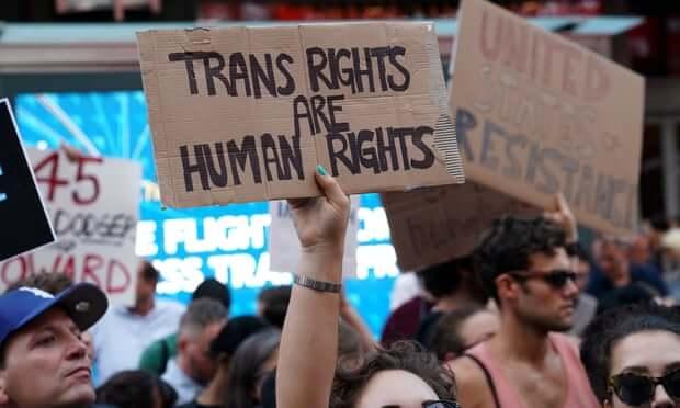 Transgender diritti