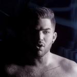 Adam Lambert nudo