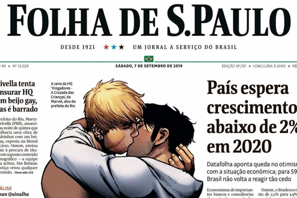 bacio gay