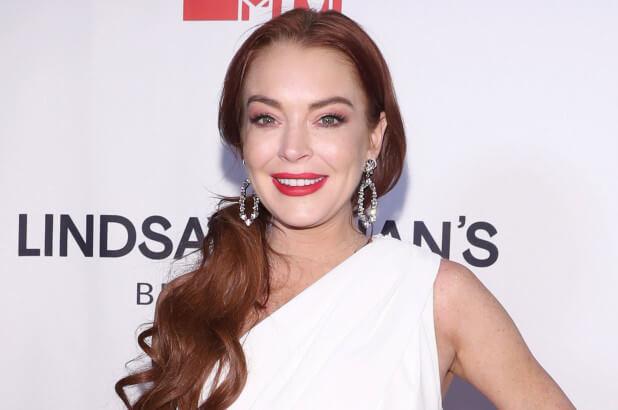 Lindsay Lohan 2019