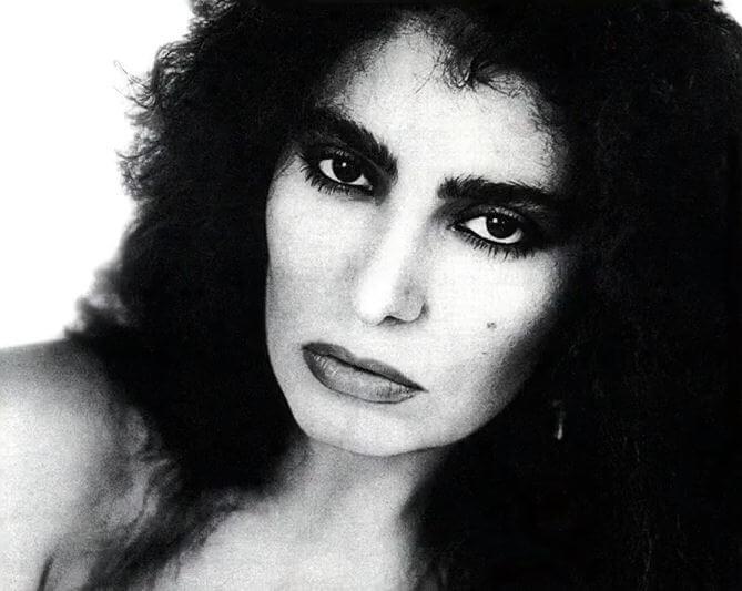 Loredana Bertè 1981
