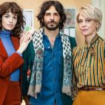 """""""Made In Italy"""" Amazon Prime Video, Greta Ferro - Marco Bocci e Margherita Buy"""