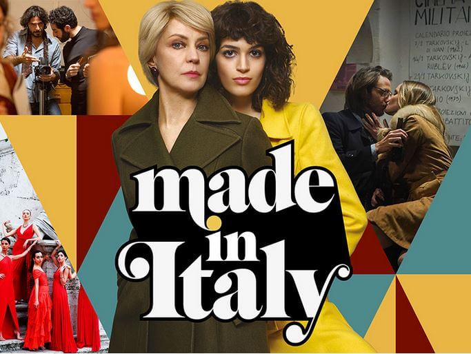 """Made In Italy"" serie tv Amazon Prime Video"