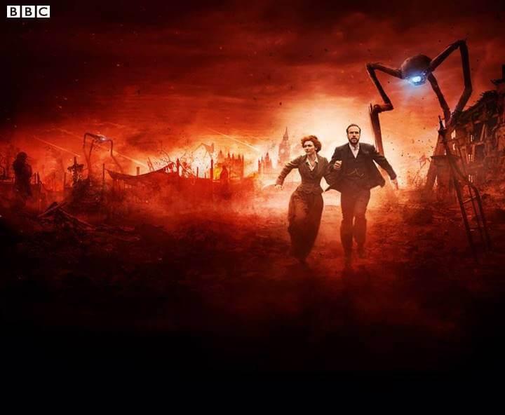 La Guerra Dei Due Mondi Serie Tv