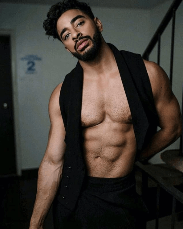 Laith Ashley: le foto del modello transgender più sexy del