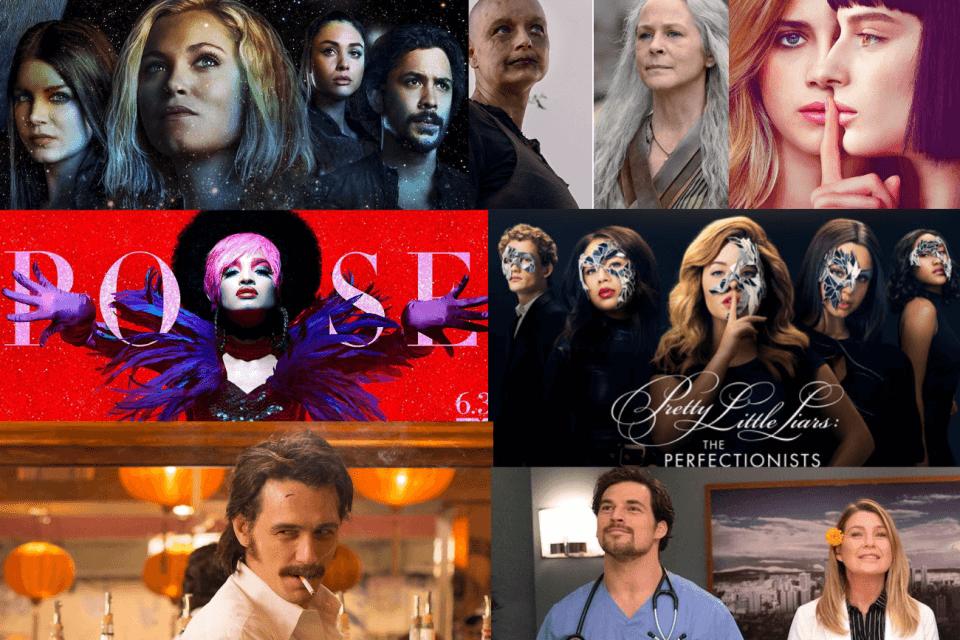 Serie tv in uscita a Ottobre 2019