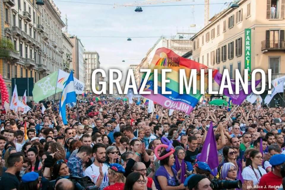 Milano Pride 2021, si torna in piazza il 26 giugno - il video annuncio (Milano Pride)