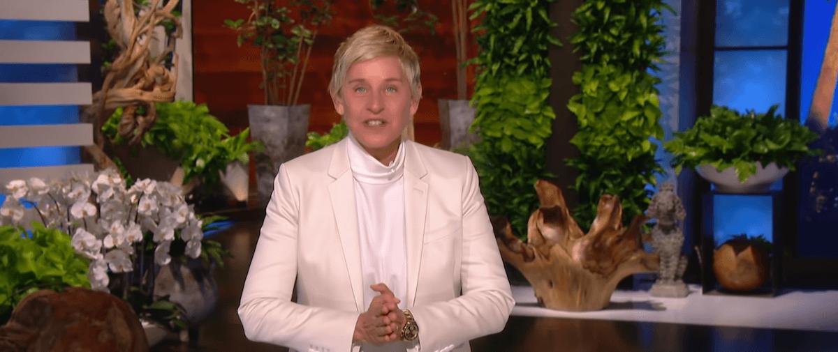 Ellen DeGeneres e J.K Rowling, tracollo social nel 2020 - Gay.it