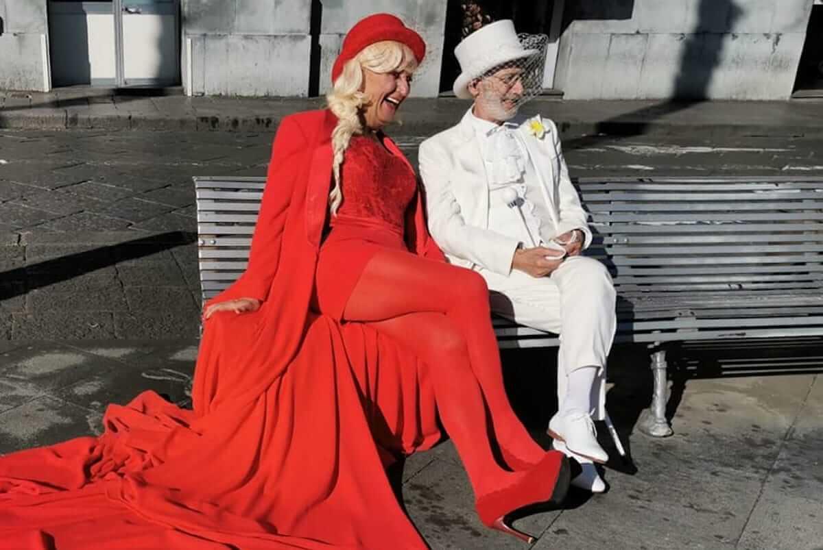 Massimo e Gino sposi, dopo 40 anni d'amore l'unione civile a Giarre - Gay.it