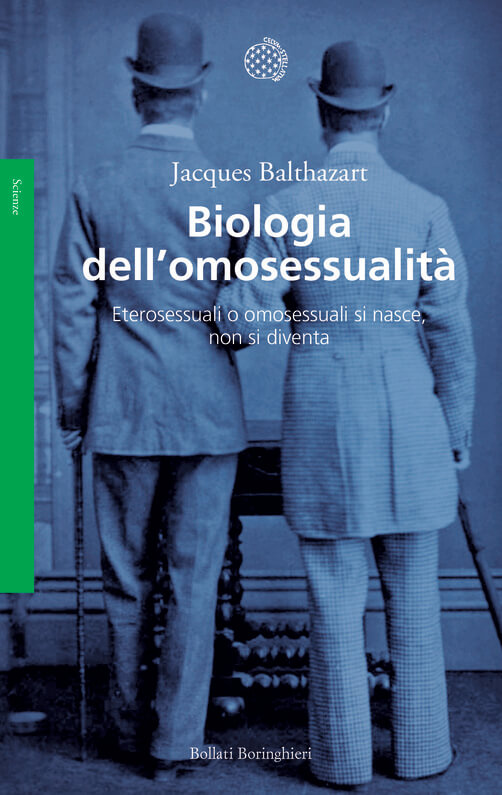 """Eterosessuali o omosessuali si nasce, non si diventa"": Jacques Balthazart smonta la follia riparativa (Eterosessuali o omosessuali si nasce non si diventa 2)"