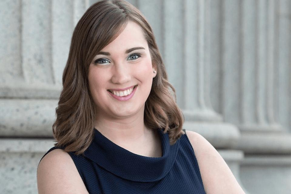 Elezioni Usa 2020, Sarah McBride prima storica senatrice