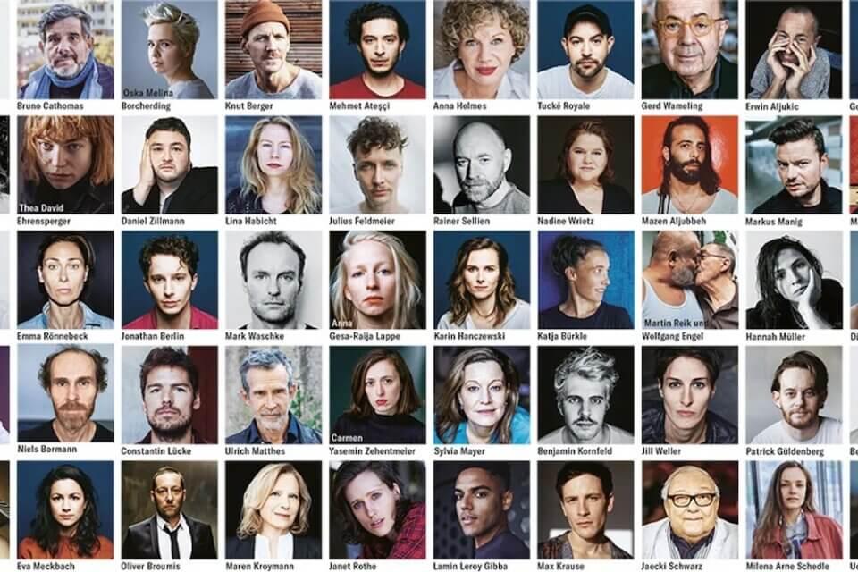 Germania, 185 attori e attrici fanno coming out con uno storico manifesto d'inclusione per cinema, tv e teatro (Germania 185 attori e attrici fanno coming out copia)