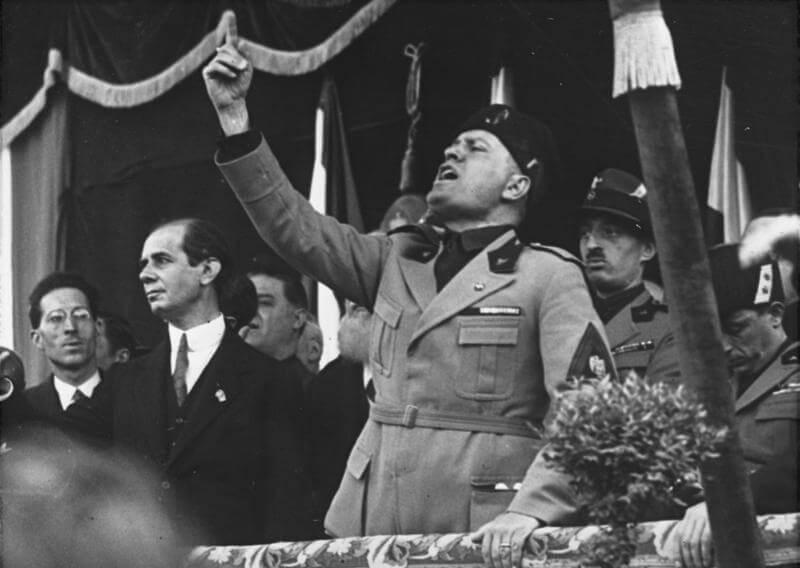 persecuzioni omosessuali, fascismo