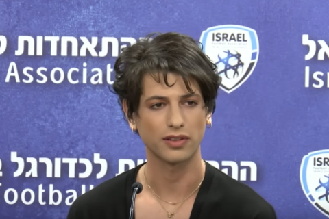 Israele, annunciata la prima donna arbitro di calcio transgender (Sagi Berman)