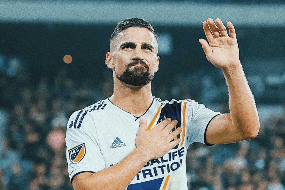 Sebastian Lletget dei Los Angeles Galaxy sotto indagine MLS per insulti omofobi (Sebastian Lletget)