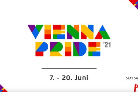 Vienna Pride 2021, il 19 giugno la sfilata a piedi e in bicicletta (Vienna Pride)