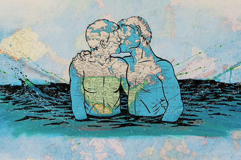 david wojnarowics, arte queer