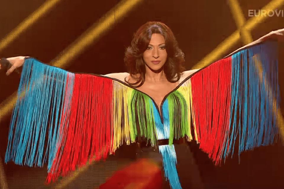 Eurovision 2021: Ricordiamo lo storico trionfo di Dana International, momento di svolta LGBT - VIDEO (Dana International)