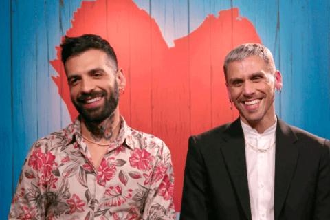 Primo Appuntamento Crociera, la coppia gay Marco e Valter conquista il pubblico (Primo Appuntamento Crociera)