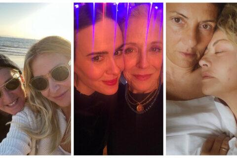 coppie lesbiche famose, lgbt