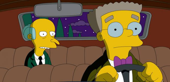 Smithers_mr_burns_coming_out